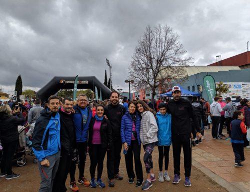 Competiciones C.D. Atletismo Santa Fe. 7 de abril 2019