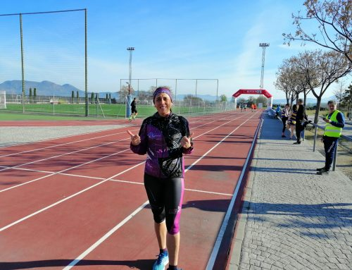 C. D. Atletismo Santa Fé. Competiciones 14 de abril 2019