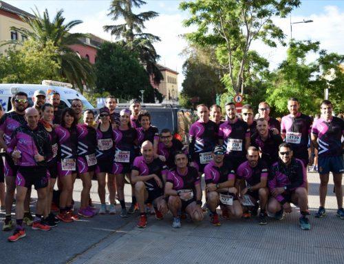 C. D. Atletismo Santa Fe. 18 y 19 de mayo 2019.