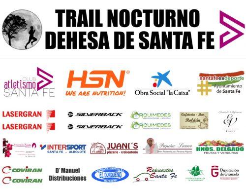 Cuarta edición del Trail Dehesa de Santa Fe