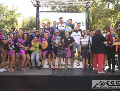 C.D. Atletismo Santa Fe. 6 de octubre. Benemérita Trail y Prueba de Fondo Trevélez.