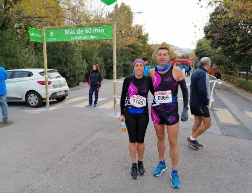 C.D. Atletismo Santa Fe. Noviembre 2019. Jarapalos y Carrera Universidad.
