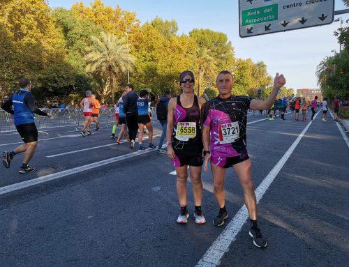 C.D. Atletismo Santa Fe. Noviembre 2019. Media Cordoba y Sierra Bermeja.
