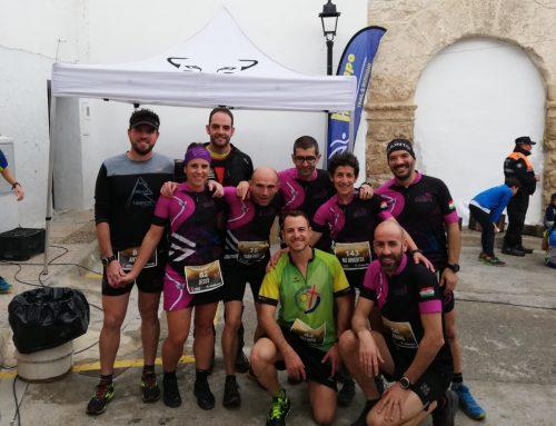 C.D. Atletismo Santa Fe. Diciembre 2019. Los Guájares, Alhambra & Sacromonte y Albuñuelas
