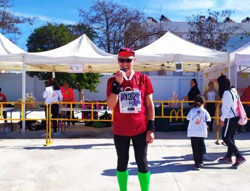 C.D. Atletismo Santa Fe. Febrero 2020. Media Maratón Villa de Puente Genil