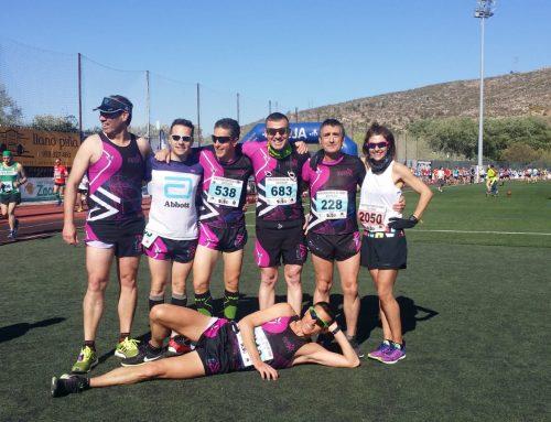 C.D. Atletismo Santa Fe. Marzo 2020. Loja, Torre del Mar, Grazalema